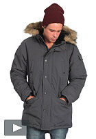 CARHARTT Anchorage Parka Jacket blacksmith/black