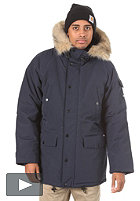 CARHARTT Anchorage Parka navy/broken white