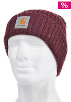 CARHARTT Anglistic Beanie cranberry heather
