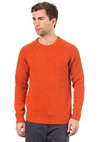 CARHARTT Anglistic Knit Sweat cadmium heather