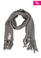 CARHARTT Anglistic Scarf dark grey heather