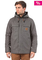 CARHARTT Arctic Coat Jacket dark grey heather