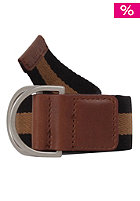 CARHARTT Armored Belt black/carhartt brown/latigo