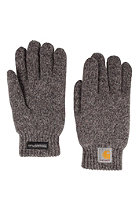 CARHARTT Base Glove dark grey heather