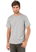 Base S/S T-Shirt grey heather