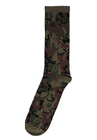 CARHARTT Basic Socks camo green