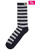 CARHARTT Basic Socks colony hth/light grey hth