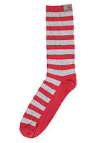 CARHARTT Basic Socks red hth/light grey hth