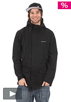 CARHARTT Battle Parka black rigid