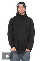 CARHARTT Battle Parka Jacket black/snow