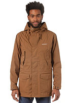 CARHARTT  Battle Parka Jacket bronze