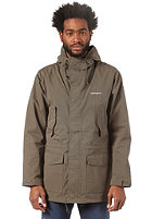 CARHARTT  Battle Parka Jacket greenlake