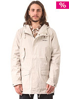CARHARTT Battle Parka sandshell/black