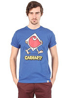CARHARTT Billboard S/S T-Shirt gulf/multicolor