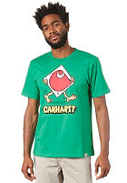 CARHARTT Billboard S/S T-Shirt ivy/multicolor