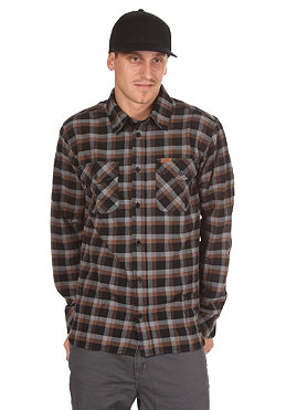 CARHARTT Blade L/S Shirt chocolate check