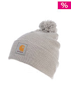 CARHARTT Bobble Watch Beanie grey heather