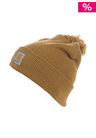 CARHARTT Bobble Watch Beanie hamilton brown