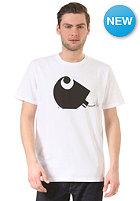 CARHARTT Bomb S/S T-Shirt white/black