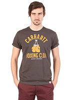 CARHARTT Box Club S/S T-Shirt asphalt/multicolor