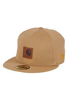 CARHARTT Brace 59Fifty Cap carhartt brown