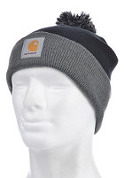 CARHARTT Britt Beanie black/ dark grey heather