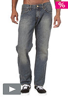 CARHARTT Bronco Pant Trona Denim blue coast washed