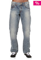 CARHARTT Bronco Pant Trona Denim blue dune washed