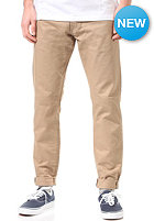 CARHARTT Buccaneer Denim Pant leather rinsed