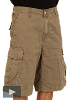 CARHARTT Cargo Bermuda Shorts Columbia Ripstop 6,5oz moss 