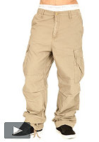 CARHARTT Cargo Pant 100% cotton rubble stone washed
