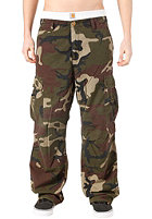 CARHARTT  Cargo Pant camo morass stone washed