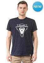 CARHARTT Cat S/S T-Shirt duke blue/white