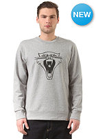 CARHARTT Cats Sweat grey heather/black