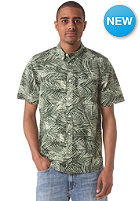 CARHARTT Cayman S/S Shirt planet palm print, rinsed