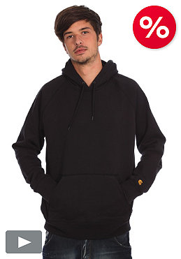 CARHARTT Chase Hooded Sweat black
