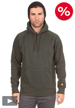 CARHARTT Chase Hooded Sweat dark geen