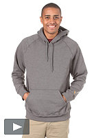 CARHARTT Chase Hooded Sweat dark grey heather