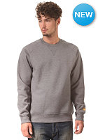 CARHARTT Chase Sweat dark grey heather
