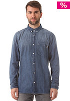 CARHARTT Civil L/S Shirt blue fidelity washed
