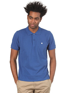 CARHARTT Classic S/S Slim Fit Polo Shirt brook