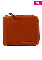 CARHARTT Classic Zip Leather Wallet latigo