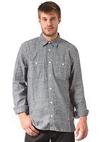 CARHARTT Clink L/S Shirt blue rigid