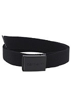 CARHARTT Clip Belt Chrome Black black