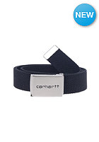 CARHARTT Clip Chrome Belt black