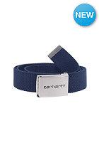 CARHARTT Clip Chrome Belt duke blue