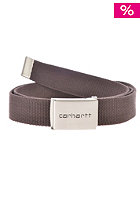 CARHARTT Clip Chrome Belt prune
