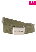 CARHARTT Clip Chrome Belt trekking green