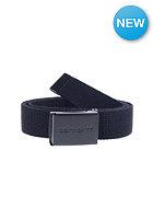 CARHARTT Clip Tonal Belt black