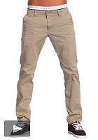 CARHARTT Club Pant Benson Twill leather work washed
